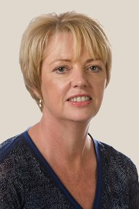 Wendy Magowan, Divisional Director of Medicine and Emergency Medicine