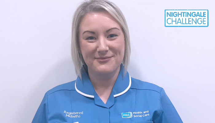 Laura Smith, Midwife, Causeway Hospital
