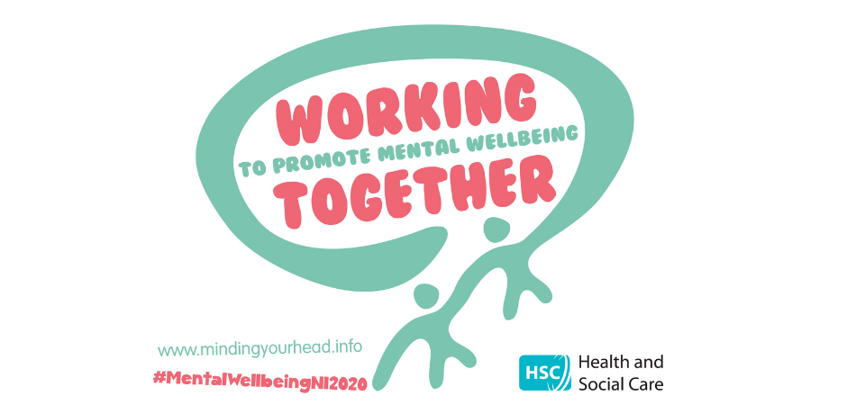 Working Together to Promote Mental Wellbeing logo