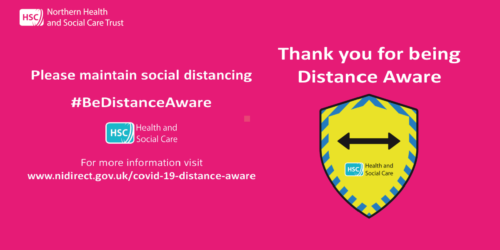 Be Distance Aware