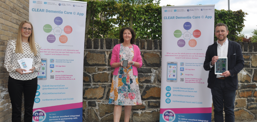 Ground breaking App launched for dementia carers
